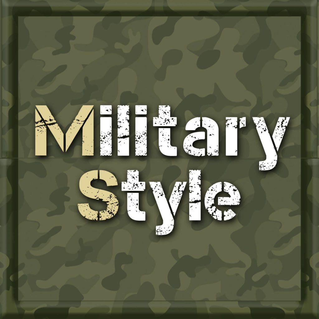 MilitaryStyle
