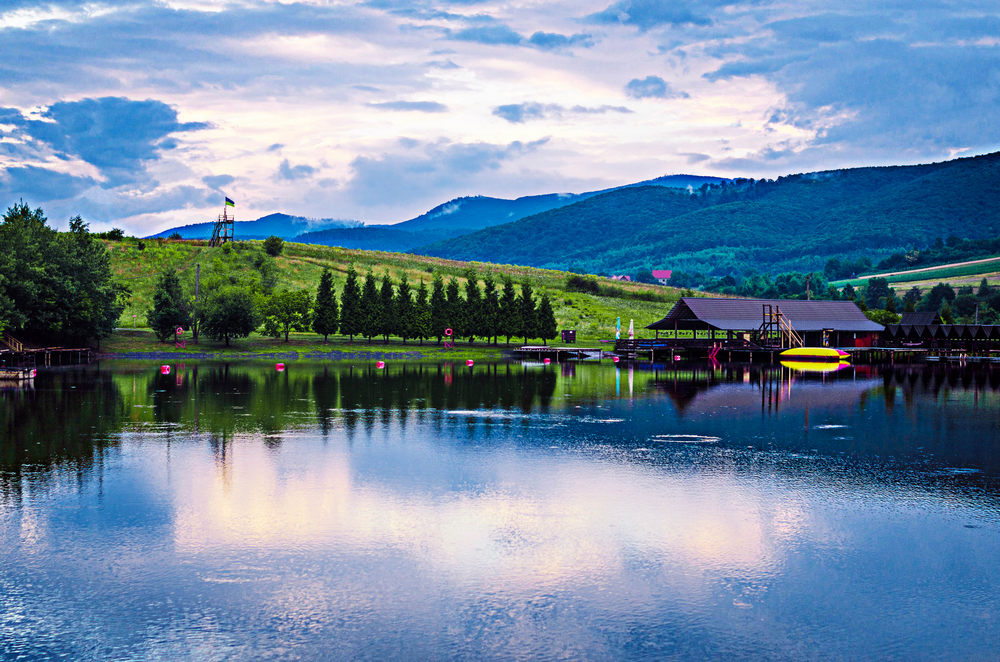 Кленовецькі озера