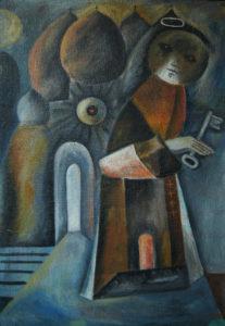 Ловрант Бокотей. Святий Петро